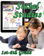 Social Studies Bundle (1st-6th Grades)